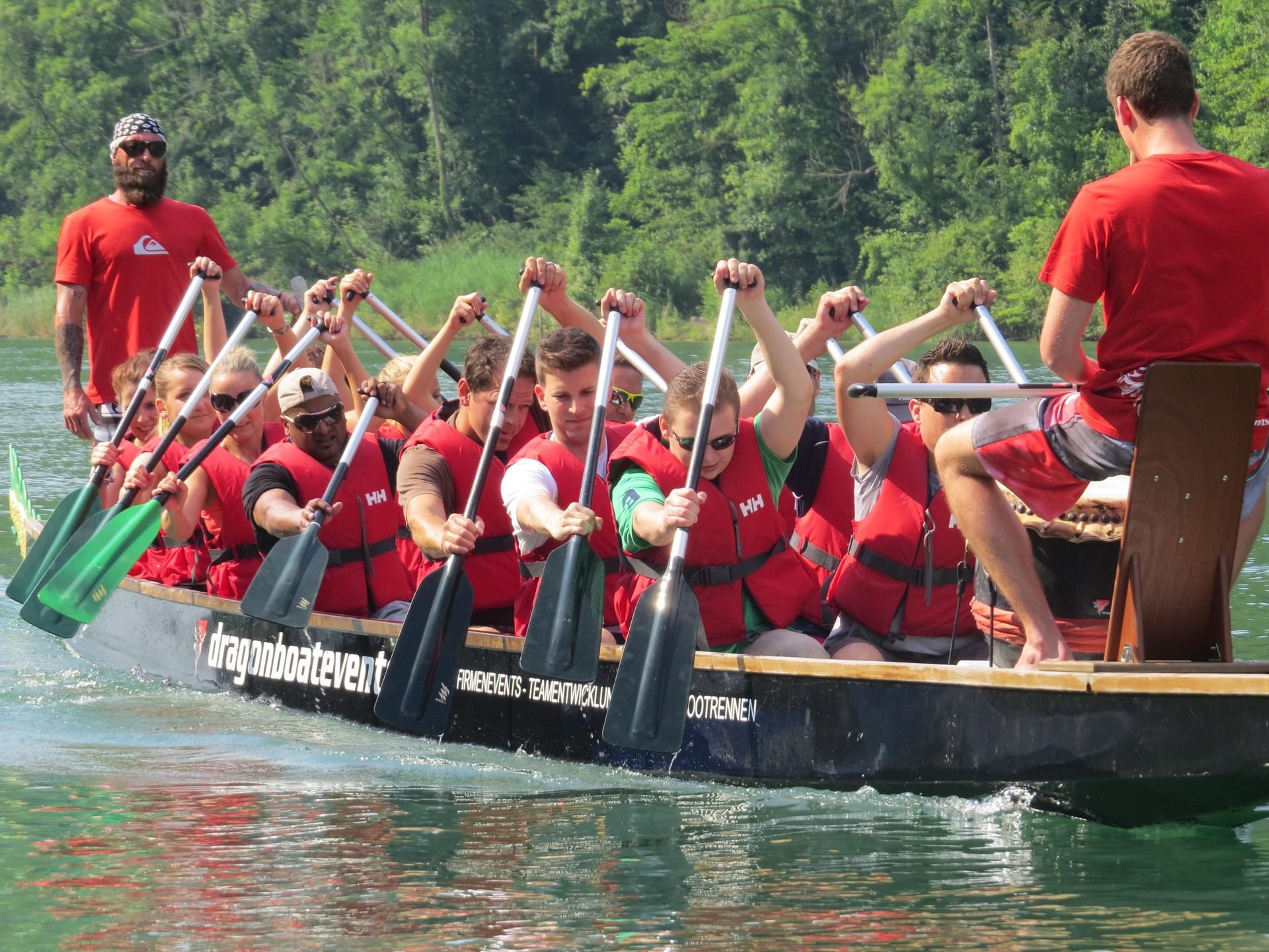 Team Building Activities Riverside